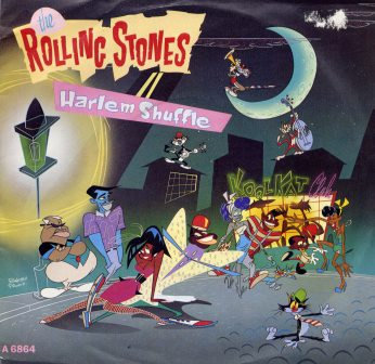 THE ROLLING STONES HARLEM SUFFLE