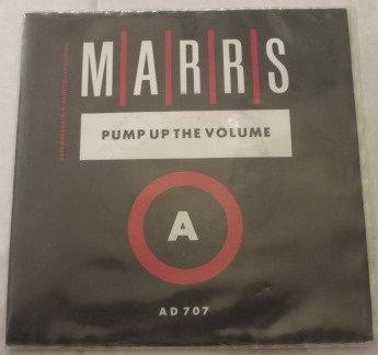 MARRS PUMP UP THE VOLUME JUKEBOX IMPORT