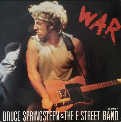 BRUCE SPRINGSTEEN WAR