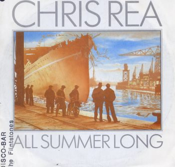 CHRIS REA ALL SUMMER LONG
