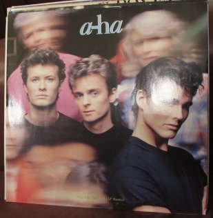 A-HA YOU ARE THE ONE 12""