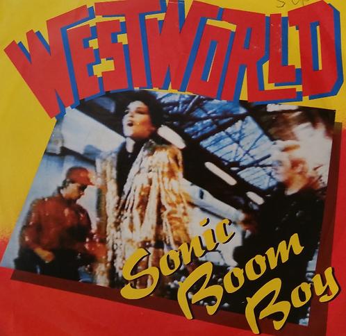 WESTWORLD SONIC BOOM BOY