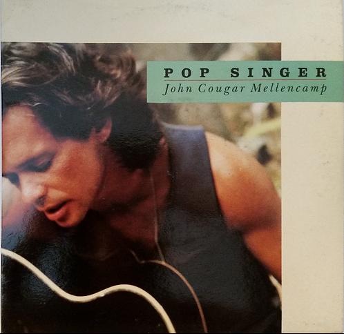 JOHN COUGAR MELLENCAMP POP SINGER