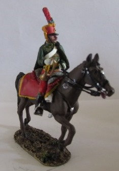 HORSE GRENADIER SCOUT IMPERIAL UARD 1813