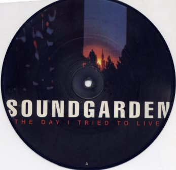 SOUNDGARDEN THE DAY I TRIED TO LIVE