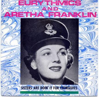 EURYTHMICS ARETHA FRANKLINS SISTERS ARE DOING IT