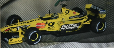 HOT WHEELS 1:24 HEINZ HARALD FRENTZEN