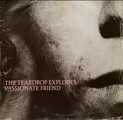 THE TEARDROP EXPLODES PASSIONATE FRIEND