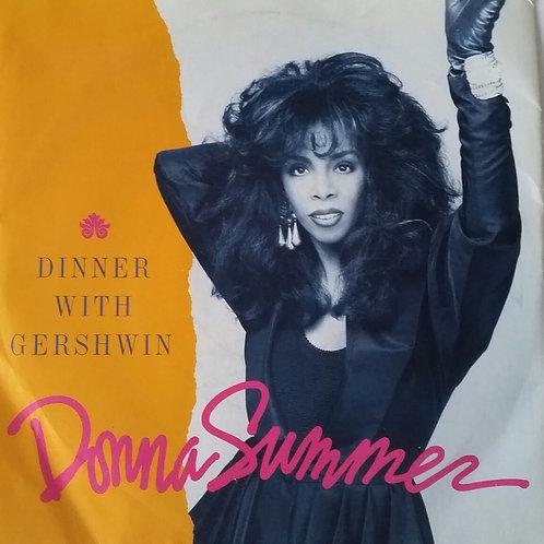 DONNA SUMMER DINNER WITH GERSHWIN