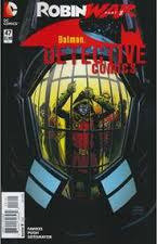 BATMAN DETECTIVE COMICS 47