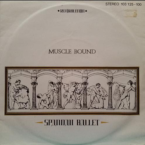 SPANDAU BALLET MUSCLE BOUND
