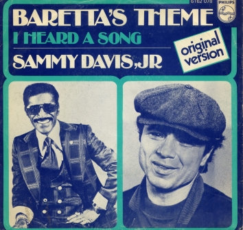 SAMMY DAVIS JUNIOR BARETTA'S THEME IMPORT