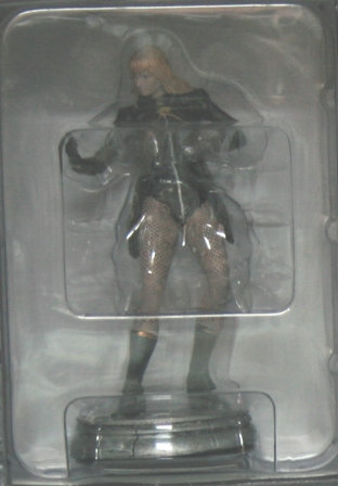 BLACK CANARY CHESS PIECE ISSUE NUMBER 16