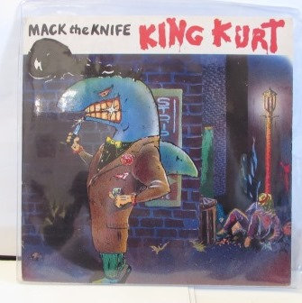 KING KURT MACK THE KNIFE