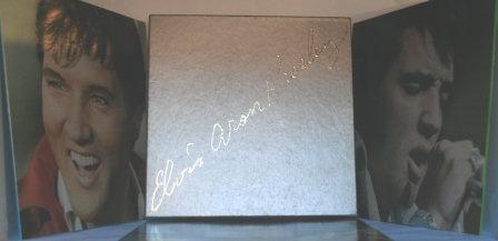 ELVIS PRESLEY SILVER BOX SET
