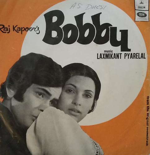 RAJ KAPOOR'S BOBBY