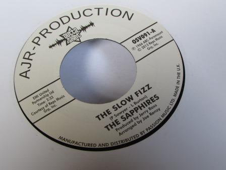 THE SAPPHIRES THE SLOW FIZZ