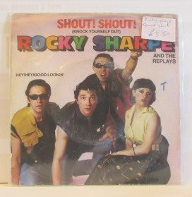 ROCKY SHARPE KNOCK YOURSELF OUT