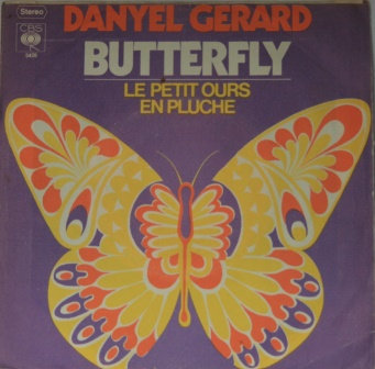 DANYEL GARARD BUTTERFLY