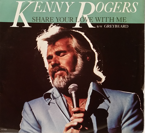 KENNY ROGERS SHARE YOUR LOVE WITH ME