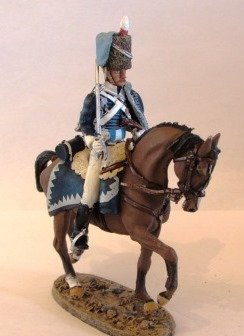 PRIVATE BRITISH HUSSARS  1813