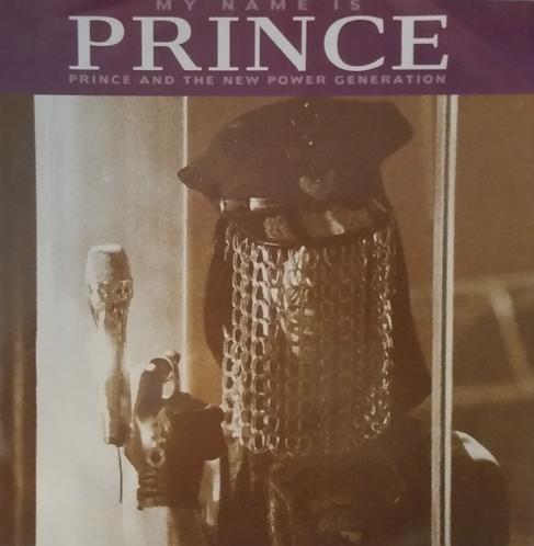 PRINCE MY NAME IS PRINCE