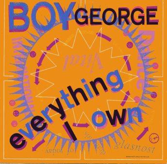 BOY GEORGE EVERYTHING I OWN