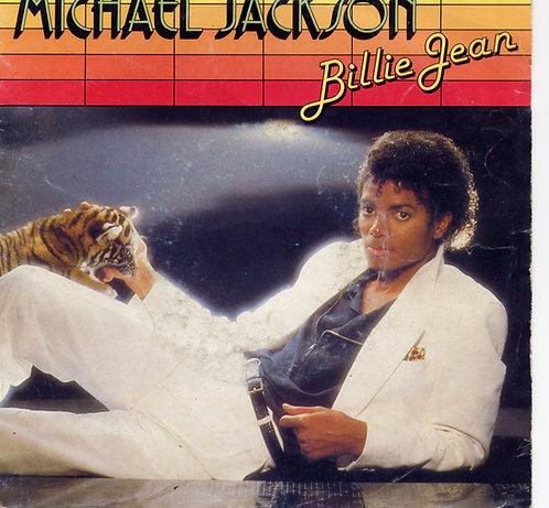 MICHAEL JACKSON BILLIE JEAN DUTCH ISSUE
