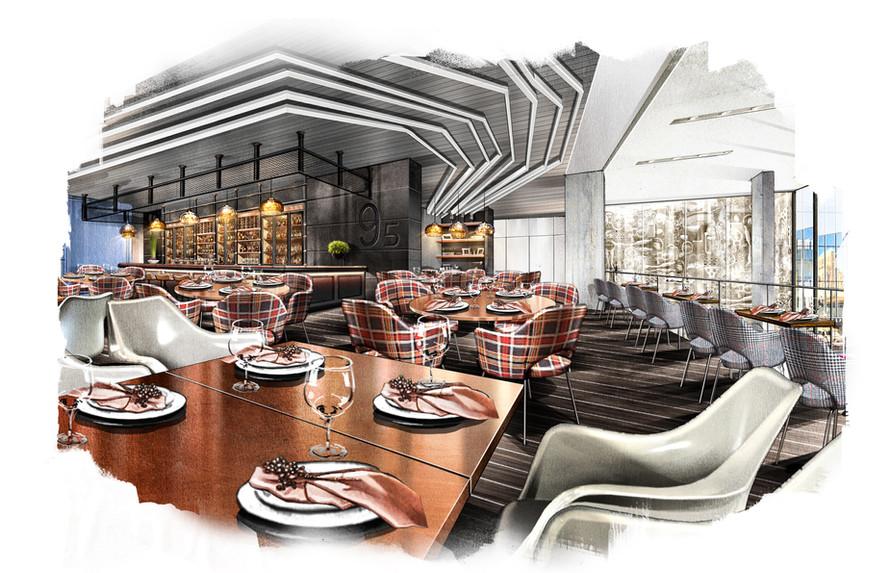 2nd Fl Restaurant