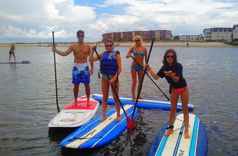 Stand up Paddle board tours