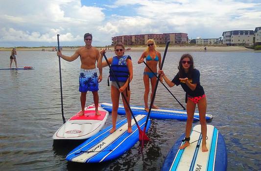 Cherry grove kayak and sup rentals