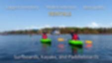 Myrtle Beach Rentals - surf, kayak, paddleboard