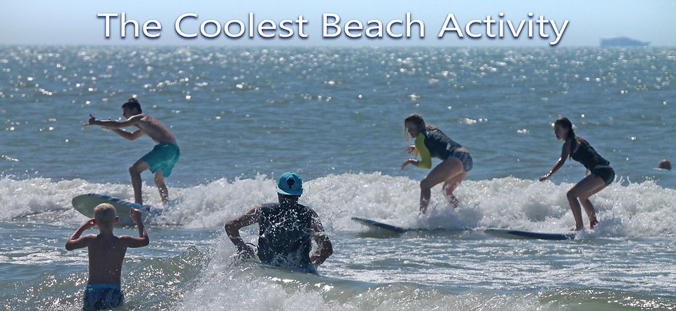 all ages surf lessons