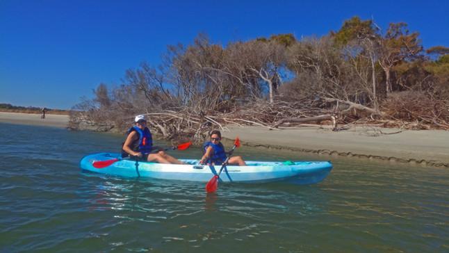 tandem kayak rentals myrtle beach