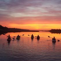 sunrise kayak tours myrtle beach