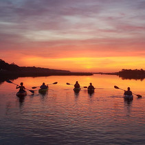 sunrise kayak tours myrtle beach