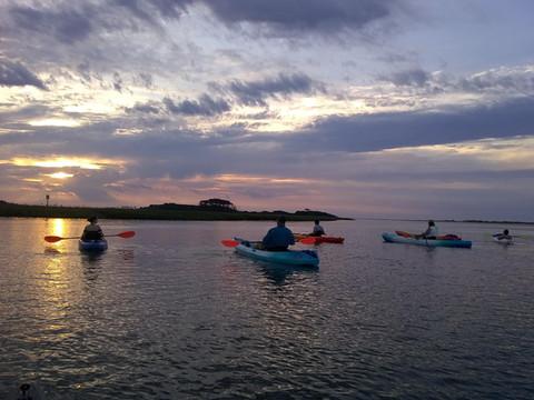 kayak north myrtle beach