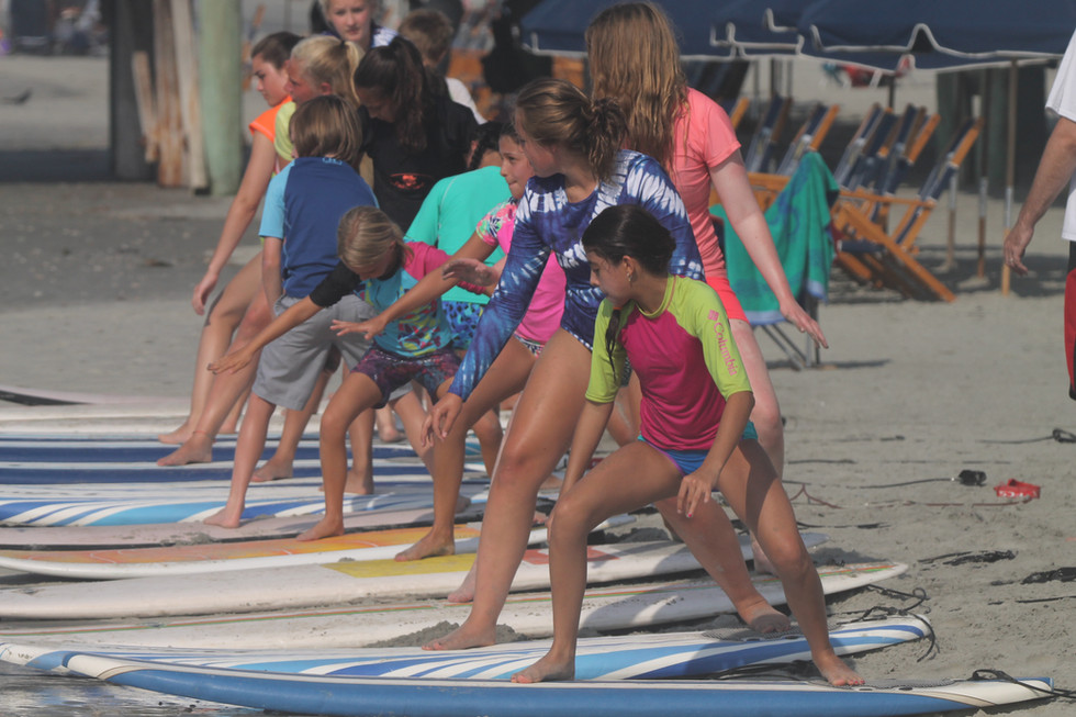 Learn to Surf Myrtle Beach