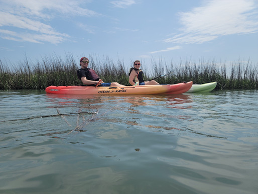 #1 Company in Myrtle Beach for Surfing, Kayaking, and Paddleboarding. Lessons,Tours, and Rentals