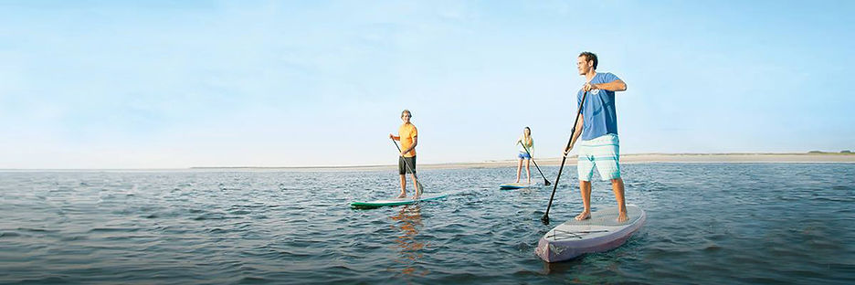 paddle board tours Myrtle Beach