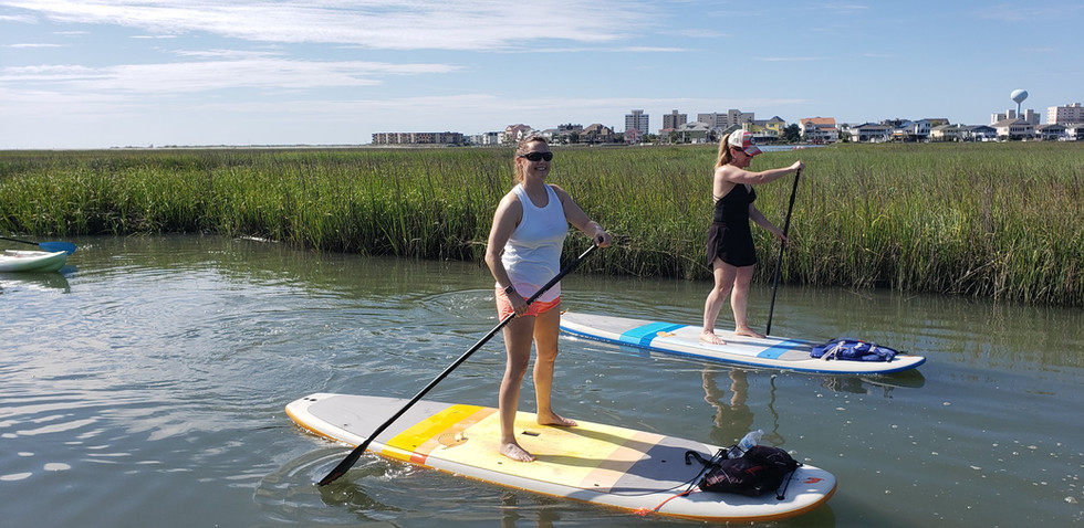 North myrtle beach stand up paddle board rentals