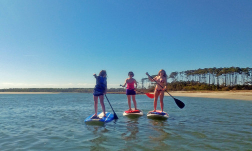 sup paddle board tours