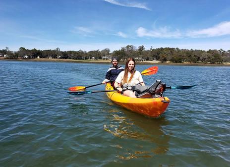 kayak rentals in myrtle beach