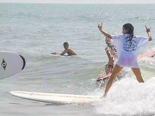 Surf Myrtle Beach lessons
