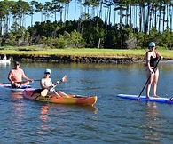 kayak myrtle beach paddle board