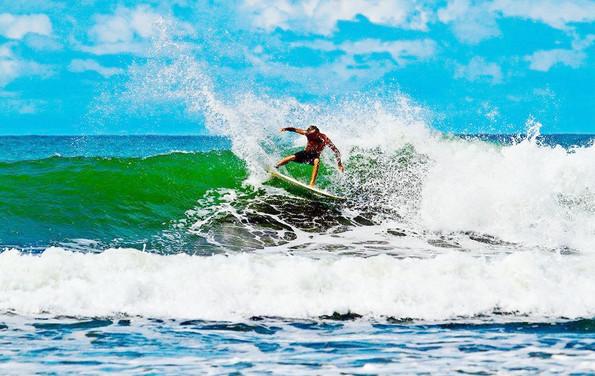 myrtle beach surf instructor