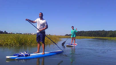 Cherry Grove Paddle Board