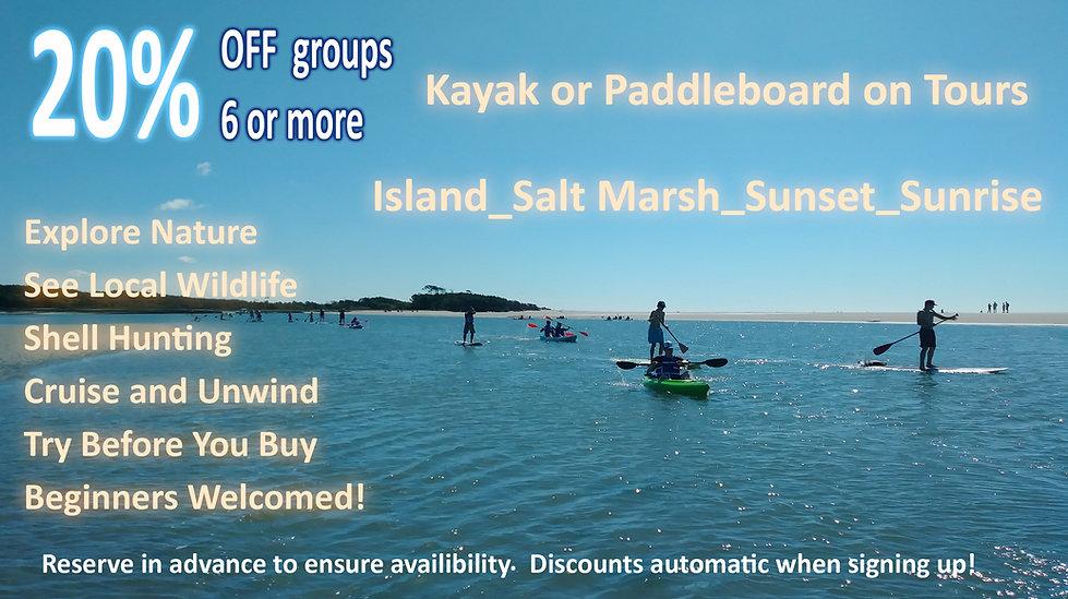 Kayak Myrtle Beach