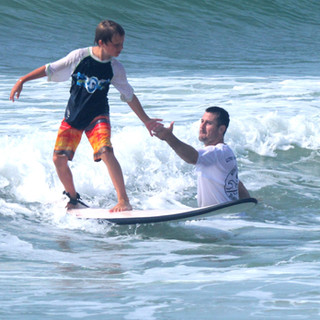private Surf lessons myrtle beach