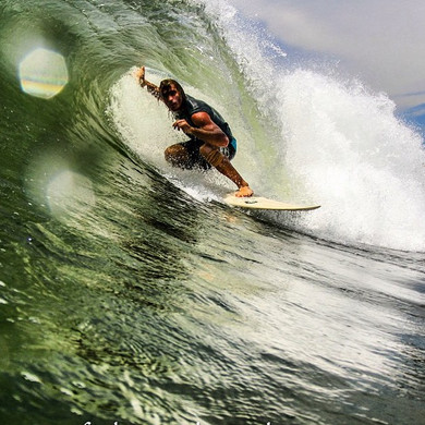surf lesson instructor myrtle beach